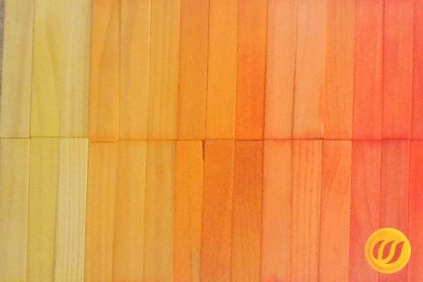 Holz Färben Wunderwerkstatt